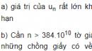 Câu hỏi 2 trang 117 SGK Đại số và Giải tích 11