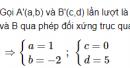Câu hỏi 3 trang 9 SGK Hình học 11