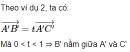 Câu hỏi 3 trang 25 SGK Hình học 11