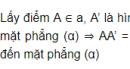 Câu hỏi 3 trang 116 SGK Hình học 11