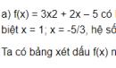 Câu hỏi 2 trang 103 SGK Đại số 10