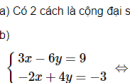 Câu hỏi 3 trang 64 SGK Đại số 10