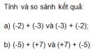 Trả lời câu hỏi Bài 6 trang 77 SGK Toán 6 Tập 1