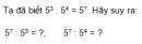 Trả lời câu hỏi 1 Bài 8 trang 29 SGK Toán 6 Tập 1