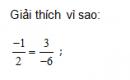 Trả lời câu hỏi Bài 3 trang 9 Toán 6 Tập 2