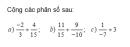 Trả lời câu hỏi  Bài 7 trang 26 Toán 6 Tập 2