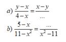 Trả lời câu hỏi 5 Bài 2 trang 38 SGK Toán 8 Tập 1