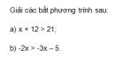 Trả lời câu hỏi 2 Bài 4 trang 44 SGK Toán 8 Tập 2