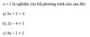 Bài tập 1 trang 54 Tài liệu dạy – học Toán 8 tập 2