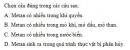 Bài 1 trang 17 Tài liệu Dạy - học Hoá học 9 tập 2