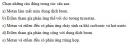 Bài 3 trang 22 Tài liệu Dạy - học Hoá học 9 tập 2