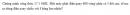 Câu C2 trang 92 SGK Vật lý 12