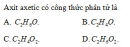 Bài 1 trang 55 Tài liệu Dạy - học Hoá học 9 tập 2