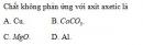 Bài 2 trang 55 Tài liệu Dạy - học Hoá học 9 tập 2