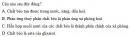Bài 2 trang 63 Tài liệu Dạy - học Hoá học 9 tập 2