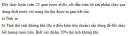 Bài 6 trang 49 Tài liệu Dạy - học Hoá học 9 tập 2