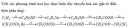 Bài 6 trang 56 Tài liệu Dạy - học Hoá học 9 tập 2