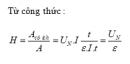 Câu C5 trang 53 SGK Vật lý 11