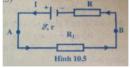 Câu C1 trang 55 SGK Vật lý 11