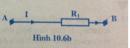 Câu C2 trang 55 SGK Vật lý 11