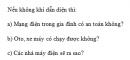 Câu C1 trang 86 SGK  Vật lý 11