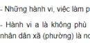 Bài 3 trang 33 SGK Đạo đức 5
