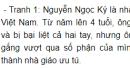 Bài 1 trang 6 SGK Đạo đức 4