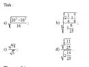 Bài 6 trang 19 Tài liệu dạy – học Toán 9 tập 1