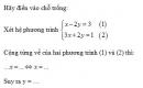 Hoạt động 2 trang 20 Tài liệu dạy – học Toán 9 tập 2