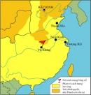 Dựa theo lược đồ, trình bày một vài nét chính diễn biến của Cách mạng Tân Hợi?