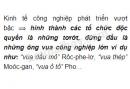 Câu hỏi 9- (Mục I Bài 6 - SGK Trang 43)