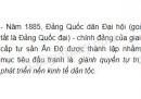 Bài 2 trang 58 sgk Lịch sử 8