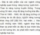 Bài 2 trang 133 SGK Địa lí 10
