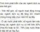 Bài 2 trang 137 SGK Địa lí 10
