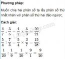 Giải Cùng em học Toán lớp 4 tập 2 - trang 26, 27 - Tuần 25 - Tiết 2