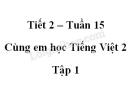 Giải Cùng em học Tiếng Việt lớp 2 tập 1 - trang 51, 52 - Tuần 15 - Tiết 2