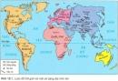 Sử dụng lược đồ hình 19.1 và kiến thức đã học, hãy tìm thêm ba ví dụ cho mỗi dạng địa hình.