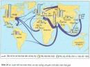 Dựa vào hình 21.4, hãy cho biết các nơi xuất khẩu và các nơi nhập khẩu dầu chính. Nhận xét về tác động của các hoạt động này tới môi trường tự nhiên.