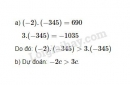 Trả lời câu hỏi 3 Bài 2 trang 38 SGK Toán 8 Tập 2