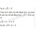 Trả lời câu hỏi 4 Bài 1 trang 36 SGK Toán 8 Tập 2