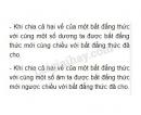 Trả lời câu hỏi 5 Bài 2 trang 39 SGK Toán 8 Tập 2