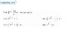 Câu 2 trang 128 SGK Giải tích 12