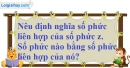 Câu 3 trang 143 SGK Giải tích 12