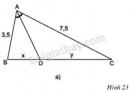 Trả lời câu hỏi 2 Bài 3 trang 67 SGK Toán 8 Tập 2