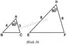 Trả lời câu hỏi 1 Bài 6 trang 75 SGK Toán 8 Tập 2
