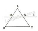 Trả lời câu hỏi 3 Bài 4 trang 70 SGK Toán 8 Tập 2