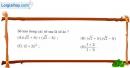 Câu 2 trang 144 SGK Giải tích 12