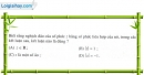 Câu 5 trang 144 SGK Giải tích 12