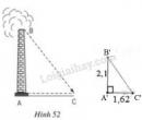 Bài 50 trang 84 - Sách giáo khoa toán 8 tập 2