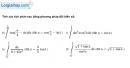 Bài 12 trang 147 SGK Giải tích 12